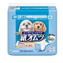 ユニ・チャームペットケア ペット用紙オムツ M 小型犬〜中型犬用 10枚 おむつ 紙パンツ