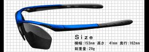 エレッセスポーツサングラスメンズ掛け心地を追及した偏光サングラスES-S201