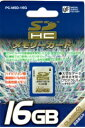 樂天商城 - メーカー在庫限り01-3341 SDHCメモリーカード 16GB PC-MSD-16G 4971275133419