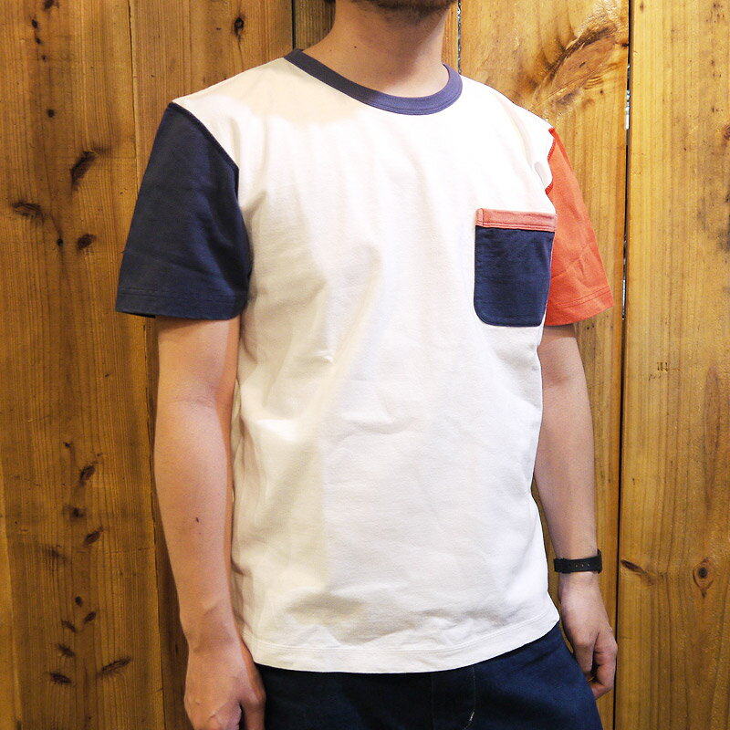 BARNS Tシャツ バーンズ 半袖 barns outfitters