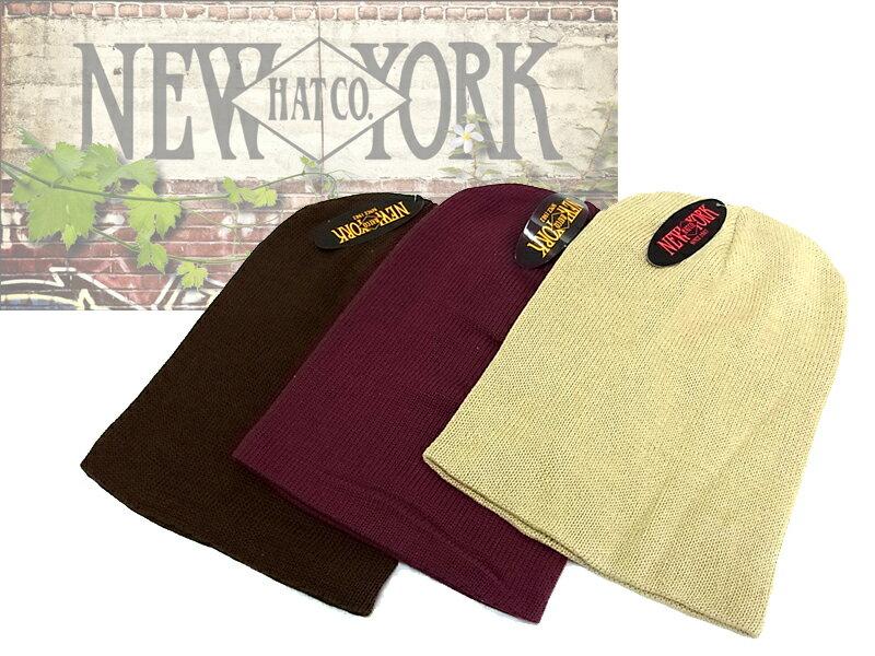 ☆NEWYORKHAT【ニューヨークハット】#4406 COTTON HI-TOP コットンハイトップ 7281【定番大人気】【メール便対応】【全6色】  P25Jan15