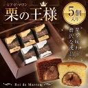 マロンケーキ 5個入ロアドマロン プレーン&ショコラ お菓子 手土産 バレンタイン ホワイトデー ギフト