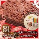 チョコレートケーキ【送料無料】バレンタイン バースデーケーキバレンタインホワイトデー[凍]