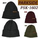 【送料無料】【PSK-1602】ビーニー 大人用PARKSIDE パークサイド beanie ビーニー ニット帽スノーボード スキーオシャレ おしゃれ05P30Nov13