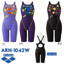 【ARN-1042W】arena 競泳水着ショートジョン FINA認証 ウィメンズ 女性用 05P30Nov13