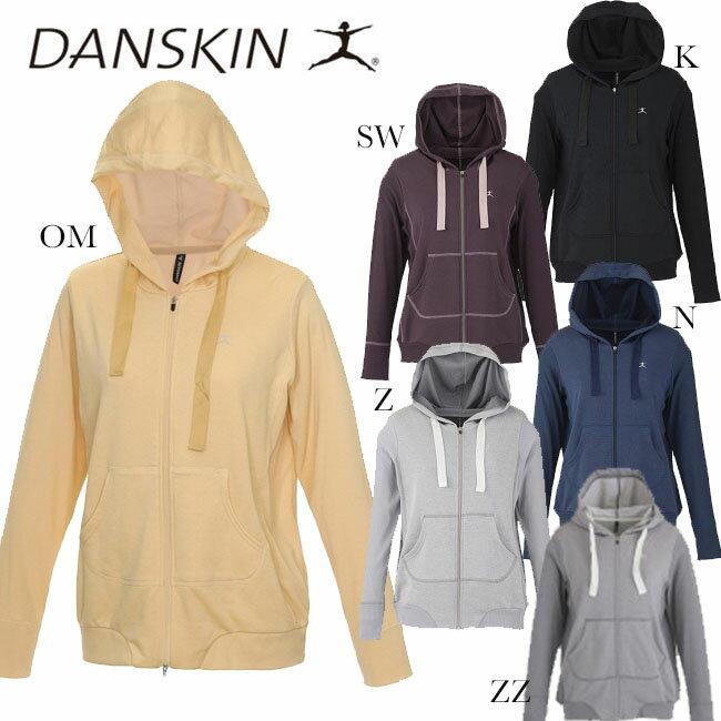 【送料無料】【DA56301】フィットネス Feel フーディジャケット DANSKIN ダンスキン ダンス キャミソールエクササイズ フィットネス
