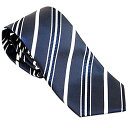 ネクタイ 洗える 好印象のビジネスネクタイ ビジネス 就活 ストライプ ブルー メンズ
