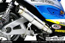 WirusWin シグナスX 3型 (国内仕様:SE44J O2センサー無) ショット マフラー スポーツタイプ /ウイルズウィン