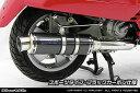 WirusWin ベスパ GTV250ie GTV250 Navy GTS250ie ダイナミックマフラー ブラックカーボン仕様/ウイルズウィン