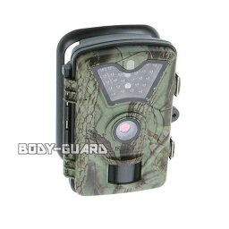 BOBLOV デジタル トレイルカメラ CT-008 自動撮影 ビデオカメラ 動物 観察 野生動物カメラ IP54 防まつ型 電池式 配線不要 屋外 手軽 設置 赤外線センサー搭載 連射撮影 タイムラプス 暗闇 夜間