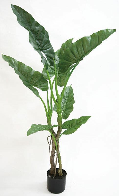 【フェイクグリーン・人工植物・造花】送料無料 フェイクグリーン フィロデンドロン1200 送料無料!当社グリーンコーディネーターが厳選した直輸入のリアルフェイクグリーン・人工植物