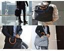 皮包 - 便利雑貨 メンズ ビームズスクエア BEAMZSQUARE メンズ 3Way ブリーフケース BZSQ-735OR オレンジ