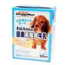 ペット用品 2730030 ドギーマン わんちゃんの国産低脂肪牛乳 200ml×24