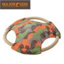 MAJOR DOGメジャードッグ ペット用おもちゃ Frisbee