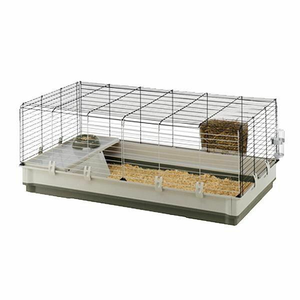 ウサギ用ケージセットクロリックエクストララージグリーン・57071517