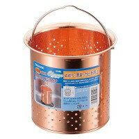 流行 生活 雑貨 純銅(板) 排水口ゴミ受け 深型 H-475