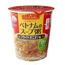 ベトナムのスープ粥 フライドオニオン味 24個セット