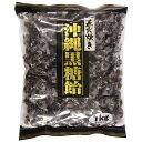 日用品 便利 ユニーク 桃太郎製菓 直火炊き 沖縄黒糖飴 1kg×10袋セット
