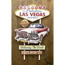 アメリカ雑貨 plate プレート アメリカンスタイルウォールデコ Las Vegas