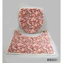 樂天商城 - トイレカバーセット 洗浄・暖房用トイレのフタカバーです。 おしゃれな生活 トイレセット Rosalie