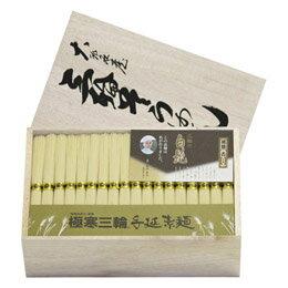 食べ物 関連商品 手延べ三輪の白髭 細麺