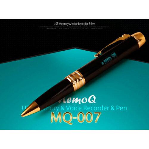 便利雑貨 PCM録音対応 多機能型ボイスレコーダペン MQ-007(4G)