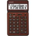 卓上電卓 12桁 50周年記念モデル EL-VN82-TX