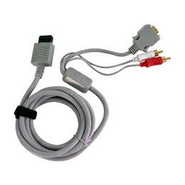 ニンテンドー周辺機器 Wii U用 D端子ケーブル for Wii/Wii U ANS-WU031