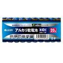 便利グッズ アイデア商品 16個セット アルカリ乾電池 単4形 60本入り B-LA-T4X20X16 人気 お得な送料無料 おすすめ
