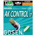 スポーツ・レジャー GOSEN(ゴーセン) ウミシマ AKコントロール17 TS721W