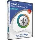 パソコン・周辺機器関連商品 パラゴンソフトウェア Paragon Hard Disk Manager 16 Professionalシングルライセンス