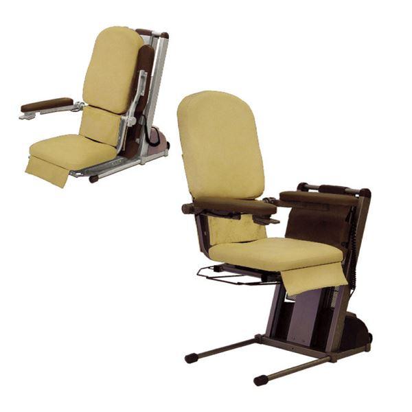 健康器具 西川リビング 昇降座椅子 独立宣言くるり DSKR 【角型せんたくネット 付き】西川リビング 昇降座椅子