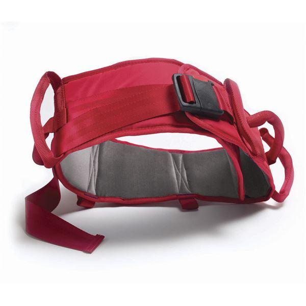 健康器具 パラマウントベッド 移乗ボード・シート フレキシベルト (2)M KZ-A52039 【角型せんたくネット 付き】パラマウントベッド 移乗ボード・シート