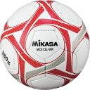 スポーツ・アウトドア サッカー・フットサル 関連 サッカーボール軽量5号球 一般用・シニア(60歳以上)向き ホワイトレッド【MC512LWR】