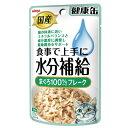 猫関連 (まとめ)国産 健康缶パウチ 水分補給 まぐろ