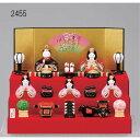 ひな祭り 3段 女の子 雛人形 錦彩 みやび段飾り雛