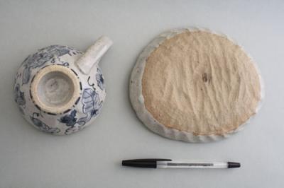 マグカップ ケーキ皿 おしゃれ 「亜福窯」 染...の紹介画像3