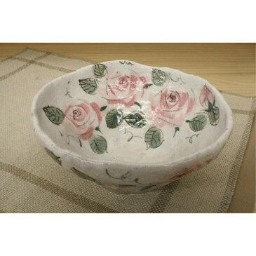 和柄 おかず 耐熱 春を感じる「季節の器」バラ園 多盛鉢 薔薇 大鉢