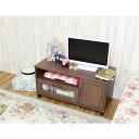 樂天商城 - テレビ台 AVボード 美しい木目調 ローボード 90cm幅 ブラウン