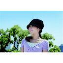 UV 帽子 日よけ 目深にかぶれる すっぴん女優帽 ブラック