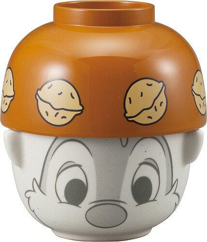 ジョーク&おもしろ食器【DISNEY】ディズニー 汁椀・茶碗セット ミニ/デール