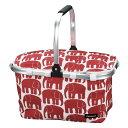 ショッピング保冷バッグ フィンレイソン エレファンティパターン 保冷バッグ