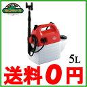 セフティ3 ハイパワー 電池式噴霧器 ガーデニングスプレー 5L SSD-5H ノズル40〜90cm [散水機 散水器 電動]