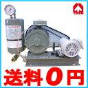 東浜 ロータリーブロワー HC-301H 3相 200V 0.75kW モーター付き/ベルトカバー型 [浄化槽 ブロアー エアーポンプ ブロワ]
