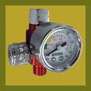 DEVILBISS デビルビス スプレーガン・エアー機器用 手元圧力計(エアーバルブ) HAV-503-B