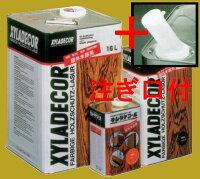 キシラデコール屋外用油性高性能木部保護塗料各色16L(一斗缶サイズ)