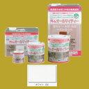 アトムハウスペイント つやあり水性塗料 オールマイティー 色:ホワイト(白) 14L(一斗缶サイズ)
