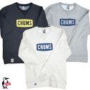 CHUMS チャムスBoat Logo Crew Top ボートロゴクルートップCH00-1145