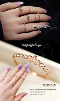レディースアクセサリー指先を美しく飾る「ファランジリング」18KGPphalangering,ネイルリング,リングレディース.ピンキーリング.ファランジリング.クリスマス
