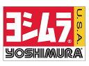 USヨシムラ Sticker 4インチ・ヨシムラ・ステッカー